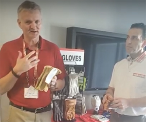 Safety Programs: Leather Gloves