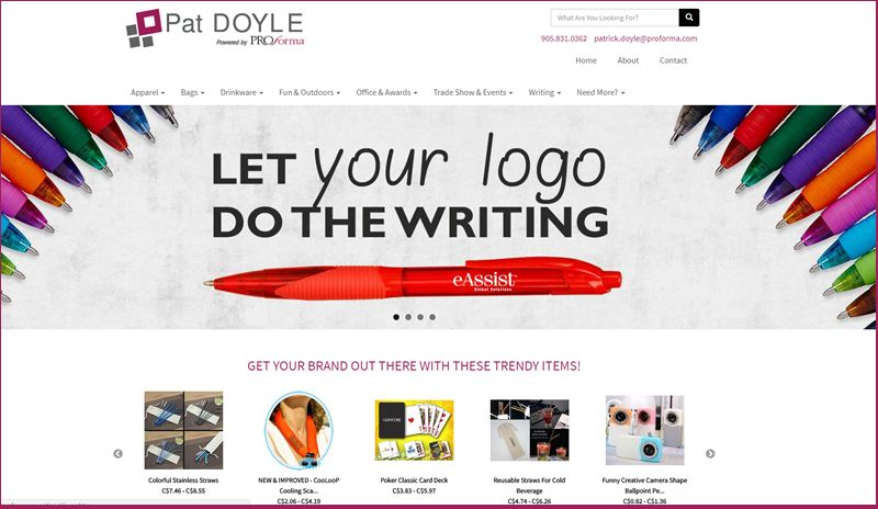 Pat Doyle Promotional Products